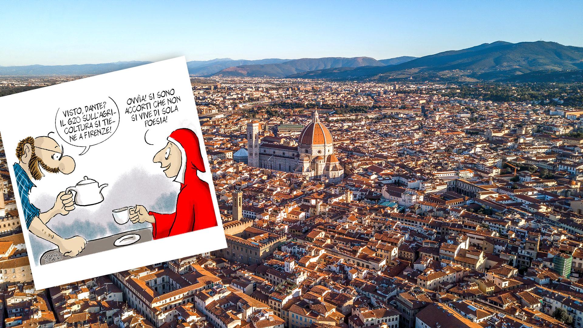 G20, Firenze è capitale mondiale dell'agricoltura. Cia porta in piazza le aziende agricole toscane