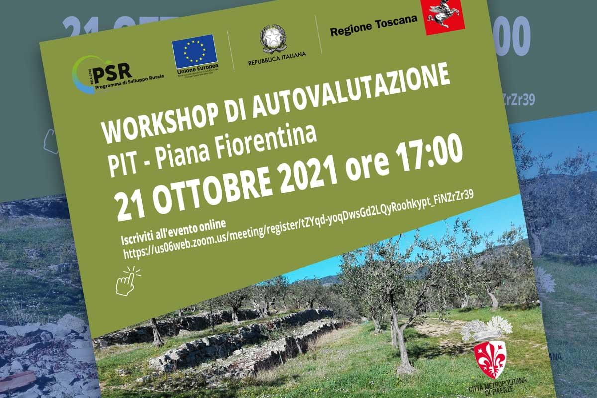 Il 21 ottobre Workshop sul PIT Piana Fiorentina con le aziende e gli enti che hanno sottoscritto l'accordo territoriale